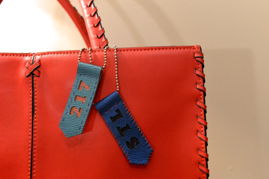 Make Your Own Travel Leather Purse Charms