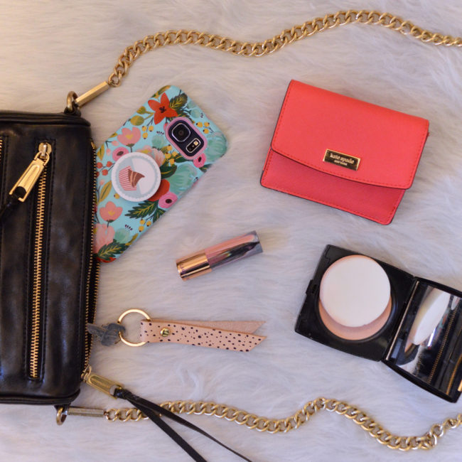 Cheap Crafting | Easy DIY Anthropologie-Inspired Leather Key Chain