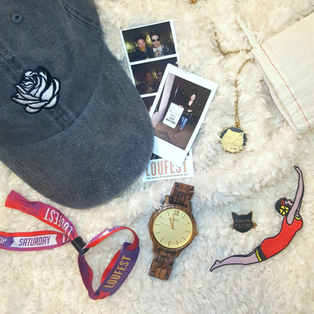 Festival Style | My Loufest Purchases