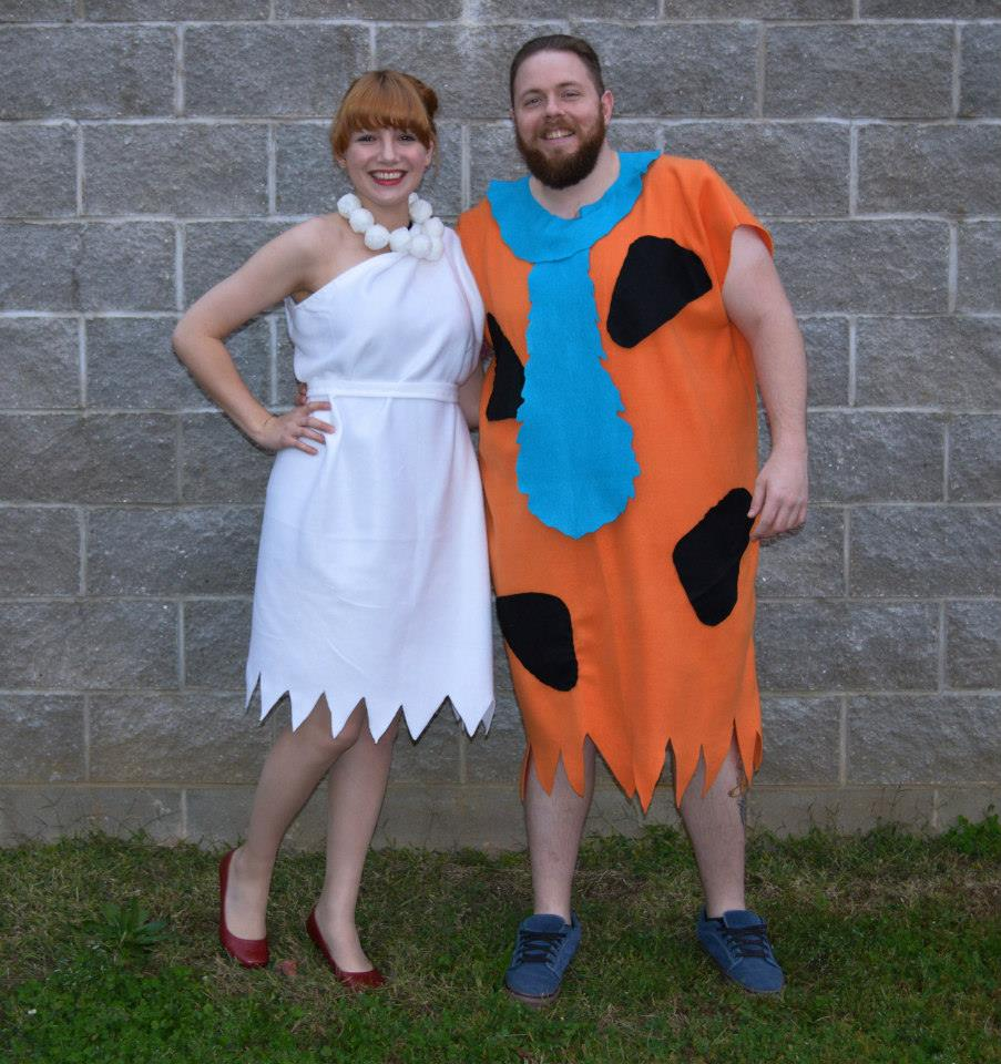 Long Live Cartoons! | 4 Easy DIY Cartoon Couples Halloween Costumes