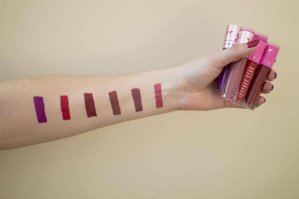 Pucker Up! | My Jeffree Star Velour Liquid Lipstick Picks
