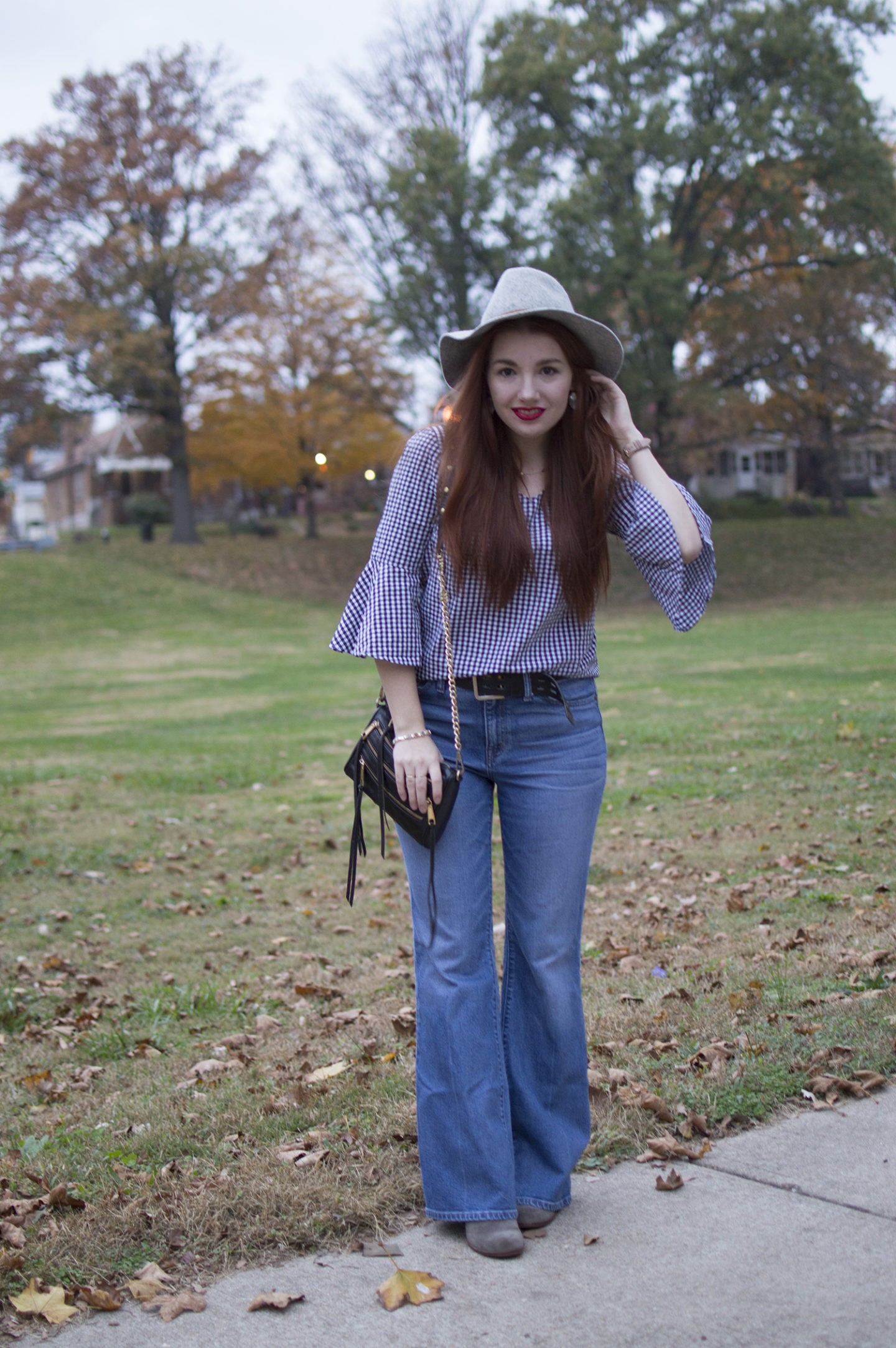 Bell Sleeves + Bell Bottoms