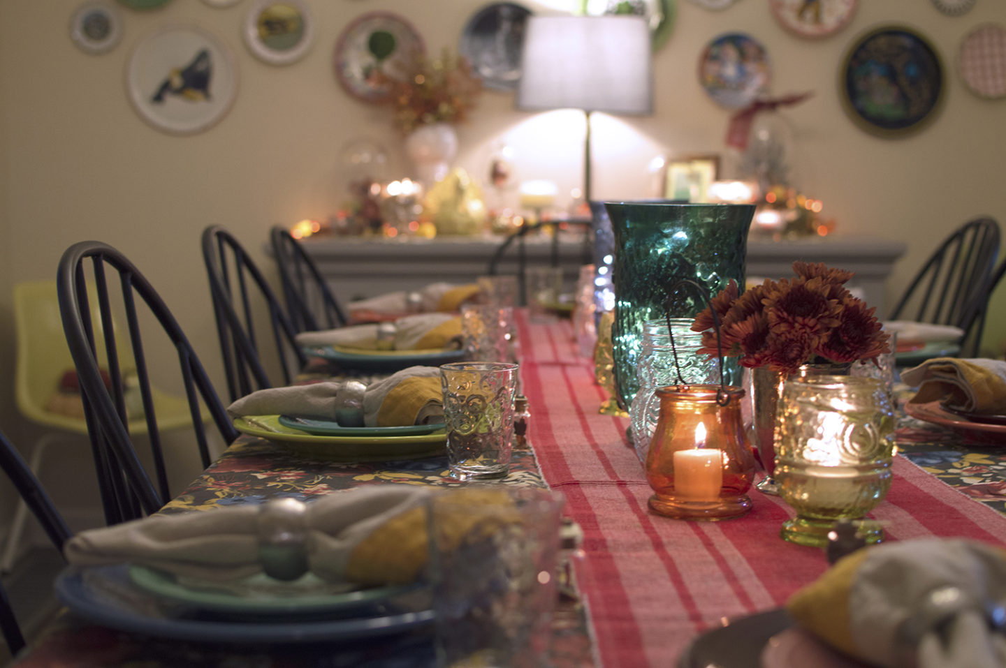 10 Years of Hosting Thanksgiving (& Refreshed Table Decor with Tuesday Morning)