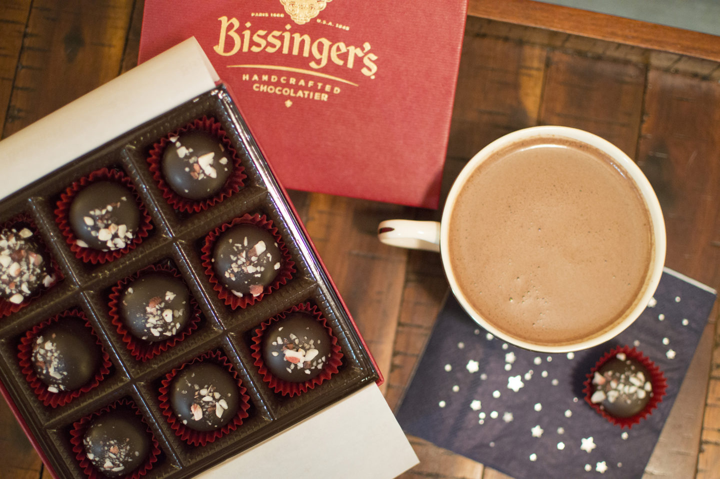 Holiday Giveaway Week: Win a $75+ Bissinger's Handcrafted Chocolatier Gift Set