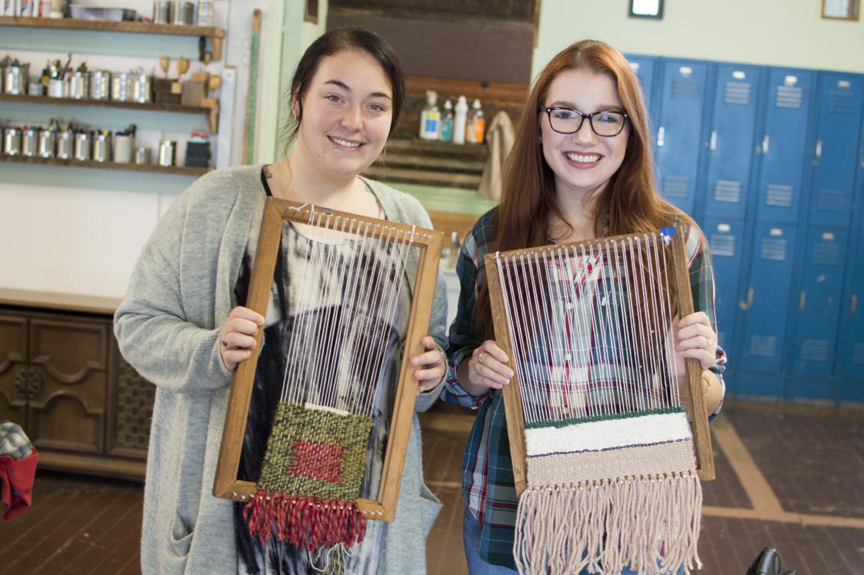 'Dabble'-ing in Weaving