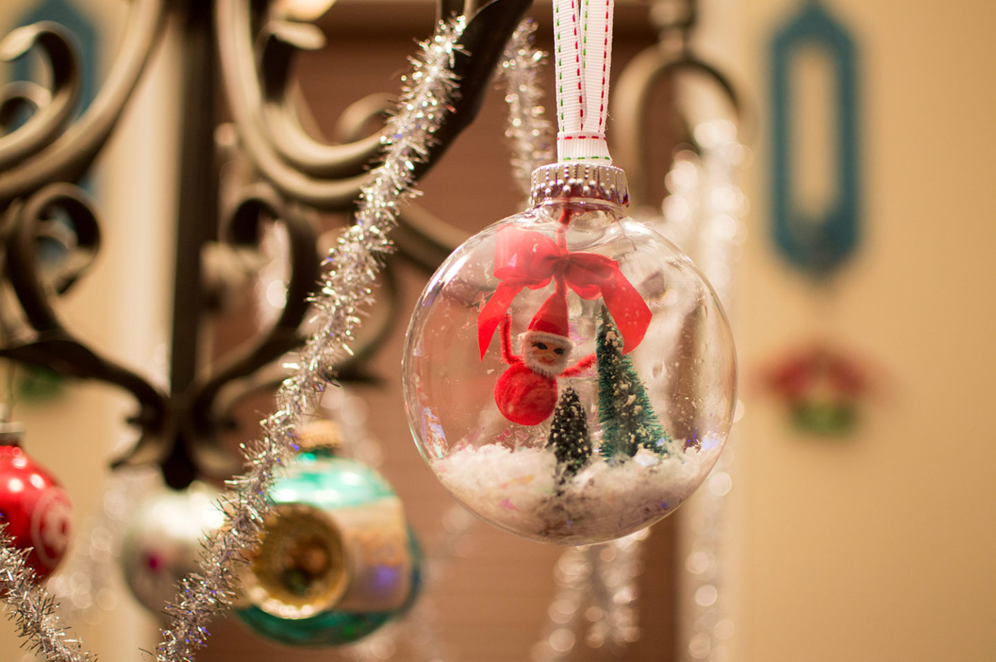 Easy DIY Ornaments | 3 Easy Christmas Crafts for the Holiday Weekend
