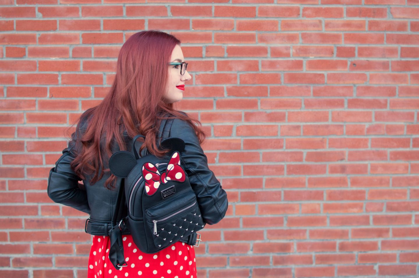 Rock The Dots! Minnie Mouse-Inspired Outfit + Disney Updates