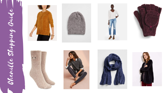 Staying Cozy: Your Chenille Shopping Guide