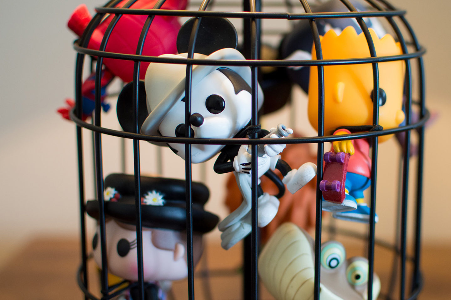 Nerd Love: Storage Solution for Vinyl Figures with Gordmans