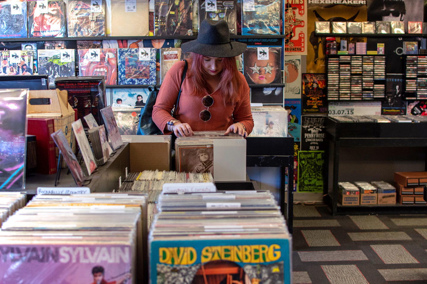 New in STL: An Afternoon at The Record Space