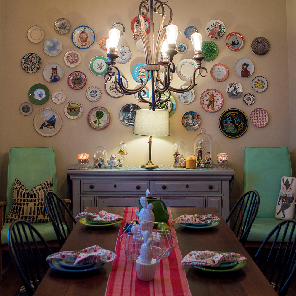 Summer Party Prep: Upgrading The Dining Table with Gordmans