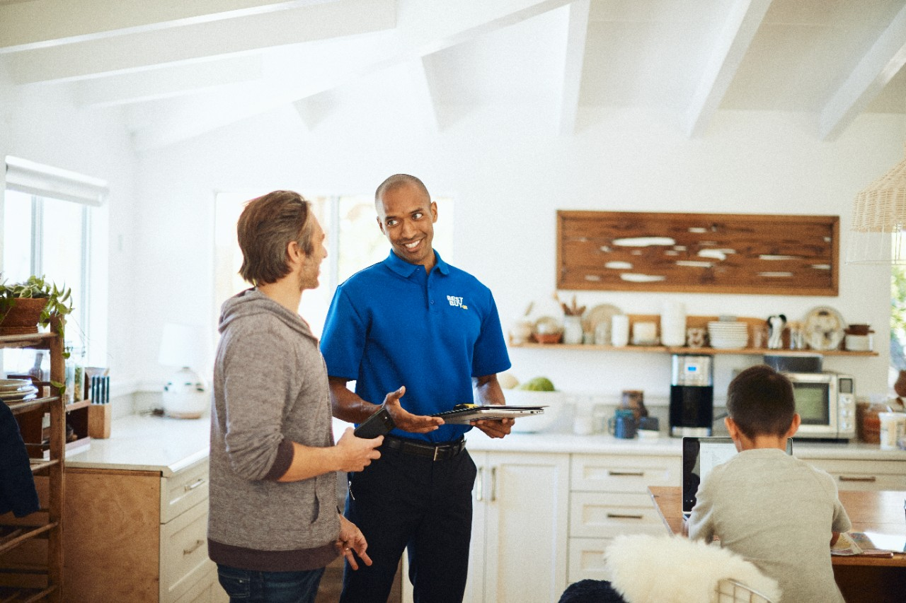 Sponsored Post: Get the Home You Want with a Best Buy In-Home Consultation
